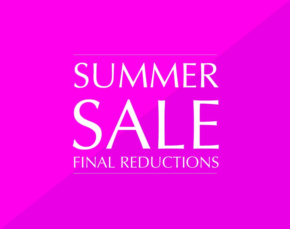 BlueVelvet Summer Sale