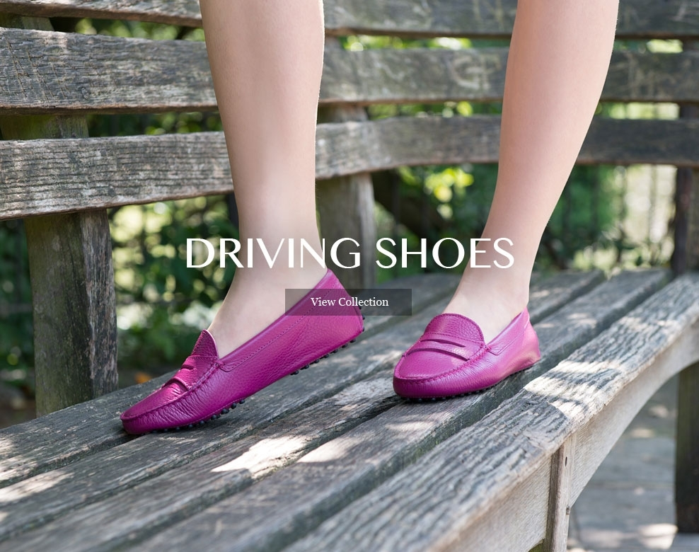 Summer Driving Shoes